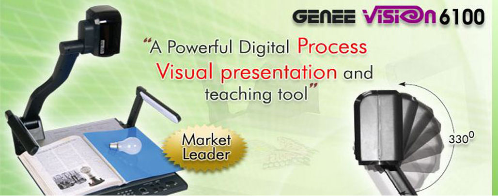 Visualiser, Document Camera, Visualizer, Visualiser Mumbai, Visualiser India, 22x zoom visualiser